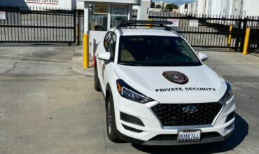Commercial Security Services in Los Angeles