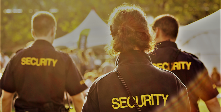 event security companies los angeles